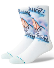 Accessories - Airbrush Blessed Socks