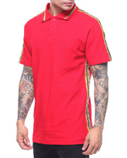 Men - METALIC TAPE POLO-2207736