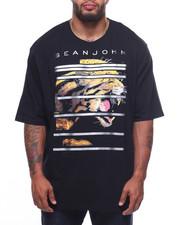 Sean John - Leopard Stripe Tee (B&T)
