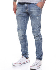 Global Movement Mens - 5620 Elwood 3D Super Slim Jeans-2205750