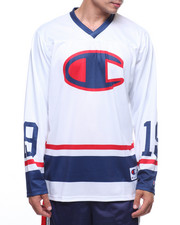 Champion - Big C Hockey Jersey-2208032