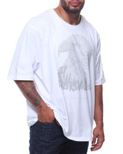 Sean John - Studded Eagle Tee (B&T)-2208502
