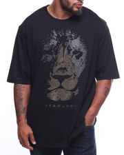 Sean John - Studded Lion Tee (B&T)-2208530