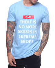 Men - TRUTH ABOUT SKATERS TEE-2208594