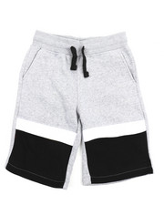 Southpole - Color Block Fleece Shorts (8-20) -2207581