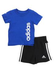 Adidas - Sidekick Short Set (Infant)-2208374
