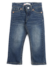 Bottoms - Mulholland Denim Jeans (2T-4T)-2208486