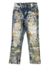 Boys - Rip & Repair Jeans (4-7)-2207524