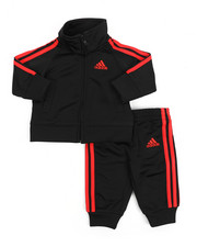Adidas - 2 Piece Iconic Track Set (Infant)-2208381