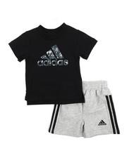 Adidas - Sidekick Short Set (Infant)