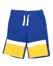 Southpole - Color Block Fleece Shorts (8-20) -2207586