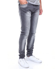 Jeans - CEMENT WASH SUPER STRETCH JEAN