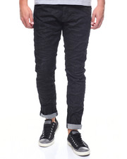 Jeans - CREASED BAKED STRETCH JEAN