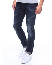 Jeans - TIC AND TEAR TREATED STRETCH JEAN