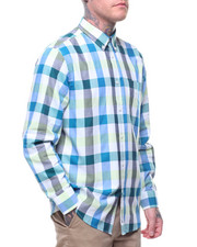 Ben Sherman - LS BUFFALO CHECK SHIRT-2208957