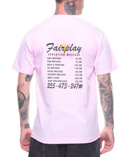 Fairplay - MASSAGE S/S TEE