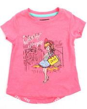 Sizes 2T-4T - Toddler - City Girl Tee (2T-4T)