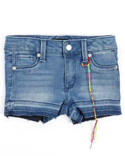 Shorts - Hipster Hem & Release Shorts (2T-4T)-2209263