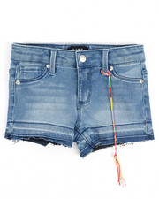 Shorts - Hipster Hem & Release Shorts (4-6X)-2209272