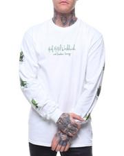 T-Shirts - TROPICAL PLANTS L/S TEE