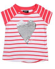 Girls - Stripe Sequin Tee (4-6X)-2209293
