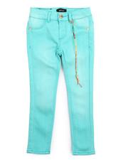 Jeans - Jamie Super Skinny Colored Jegging (4-6X)