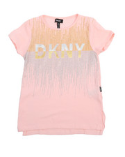 Tops - S/S High-Low Tee (7-16)
