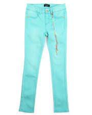 Jeans - Jamie Super Skinny Colored Jegging (7-16)