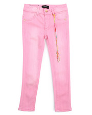 Girls - Jamie Super Skinny Colored Jegging (4-6X)