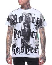 T-Shirts - MONEY POWER RESPECT TEE