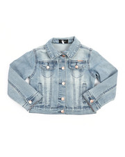 Girls - Denim Jacket (4-6X)