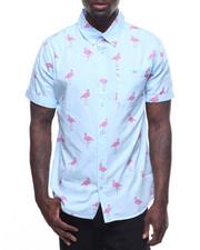 Button-downs - Flamingo Printed Woven-2210228