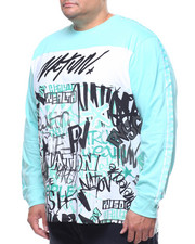 Parish - Graffiti L/S Tee (B&T)-2208800