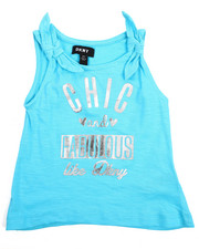 DKNY Jeans - Chic & Fabulous Top (2T-4T)