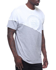 Men - SPLIT SEAM COLLEGIATE TEE