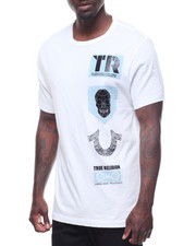 True Religion - SS WARPED VISION TEE-2210439