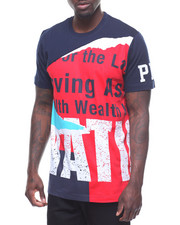 Men - TORN GRAPHIC SS TEE