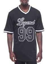 Jerseys - TRAINER V-NECK PERFORATED JERSEY-2210767