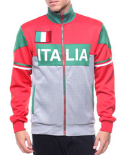 Light Jackets - Italia Track Jacket-2211008