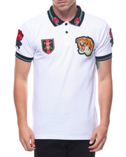 Short-Sleeve - TIGER AND ROSES POLO-2211622