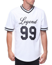 Jerseys - TRAINER V-NECK PERFORATED JERSEY-2211592