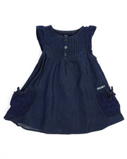 Sizes 2T-4T - Toddler - Reef Crochet Dress (2T-4T)