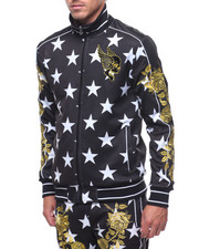 Light Jackets - Stars Track Jacket-2211018
