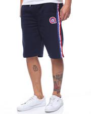 Shorts - ROGER FLEECE TAPE DETAIL SHORT-2211708