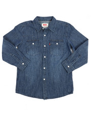 Levi's - Creek Barstow Western Shirt (8-20)