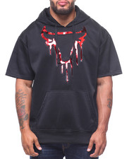 Hoodies - S/S Neo Dripping Bull (B&T)-2209920