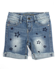 Bottoms - Stars Night Bermuda Short (7-16)-2211057