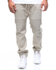 Phat Farm - Stretch Wash Twill Moto Jogger (B&T)-2211694