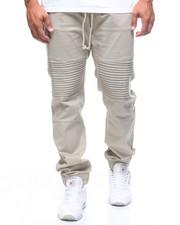 Pants - Stretch Wash Twill Moto Jogger (B&T)-2211694