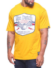 Von Dutch - S/S Matching Tees (B&T)